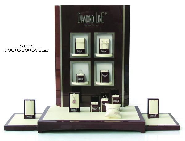 木制展示柜 (5)