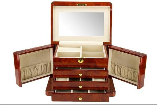 木制收纳盒